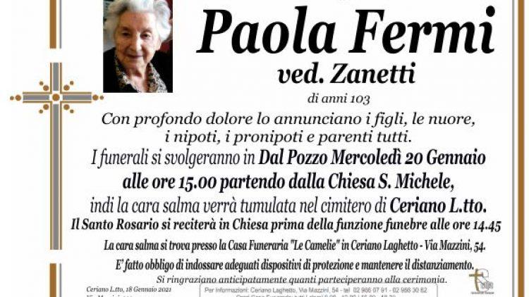 Fermi Paola