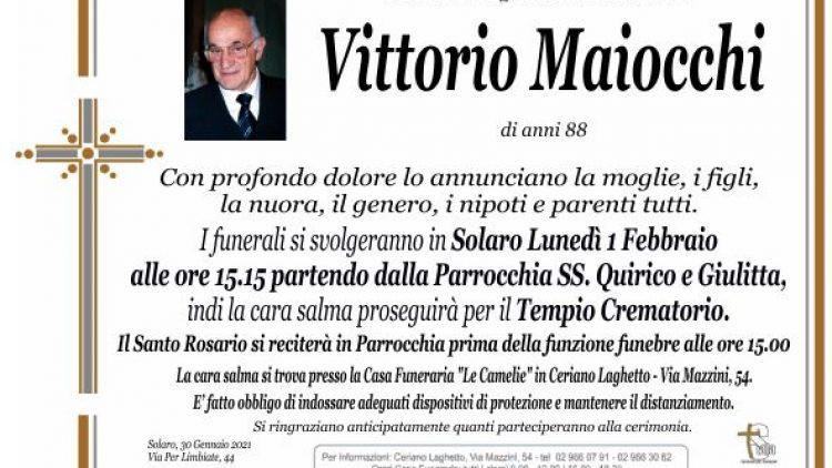 Maiocchi Vittorio