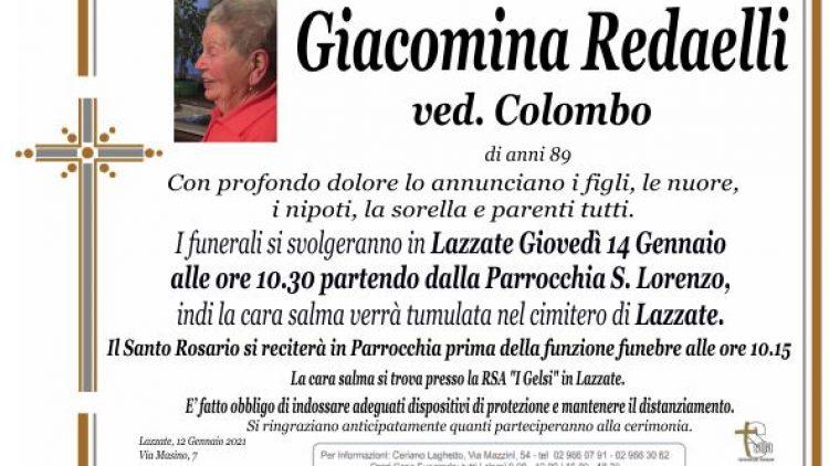 Redaelli Giacomina