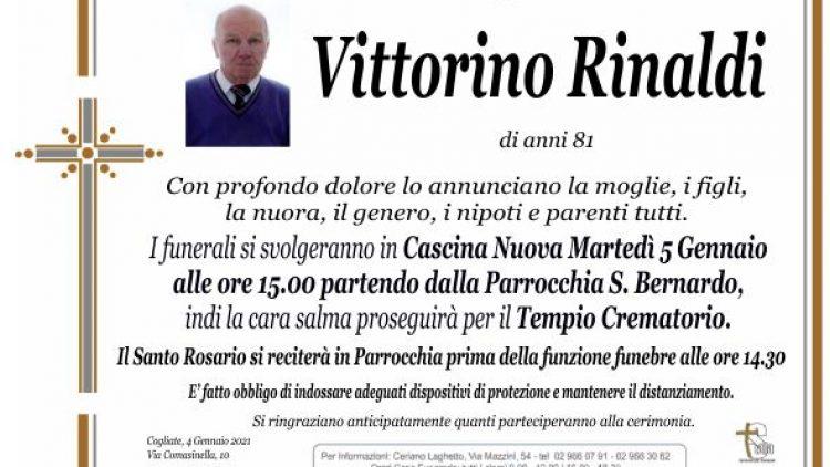 Rinaldi Vittorino