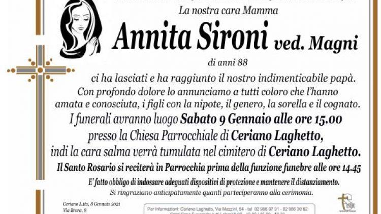 Sironi Annita
