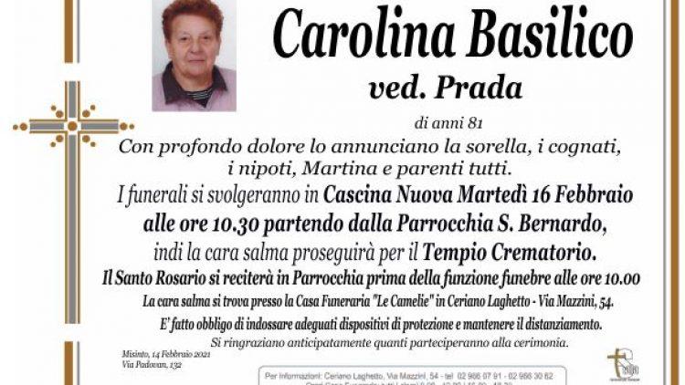 Basilico Carolina