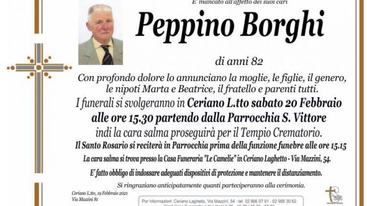 Borghi Peppino