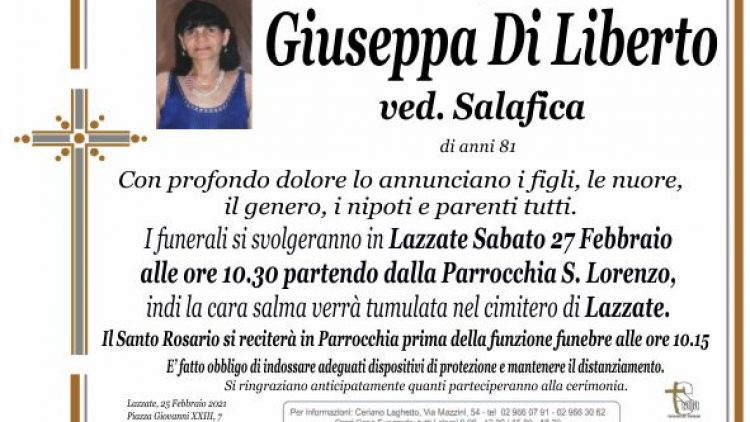 Di Liberto Giuseppa
