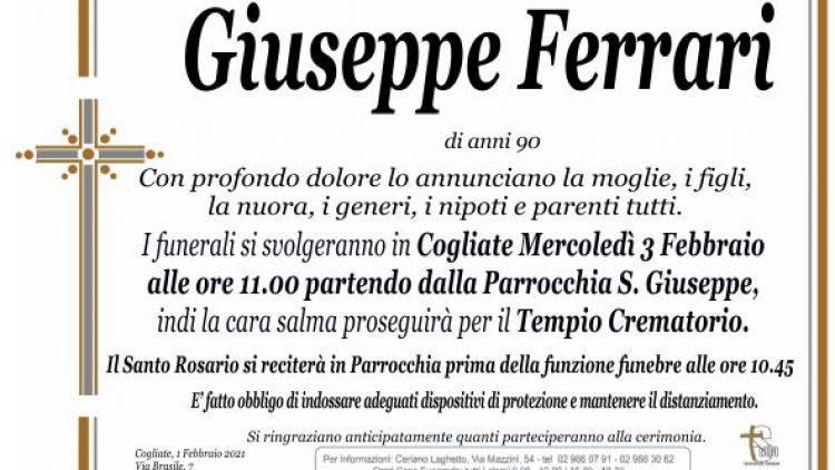 Ferrari Giuseppe