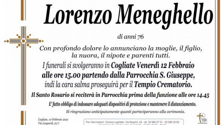 Meneghello Lorenzo