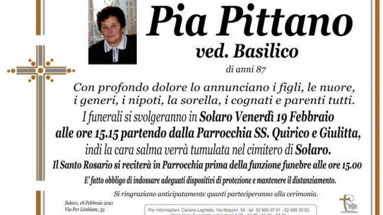 Pittano Pia