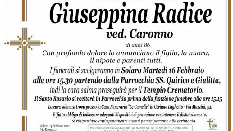Radice Giuseppina