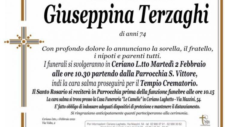 Terzaghi Giuseppina
