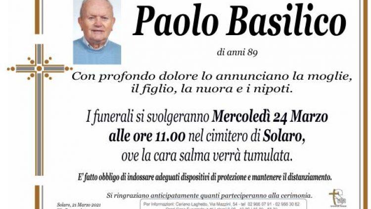 Basilico Paolo