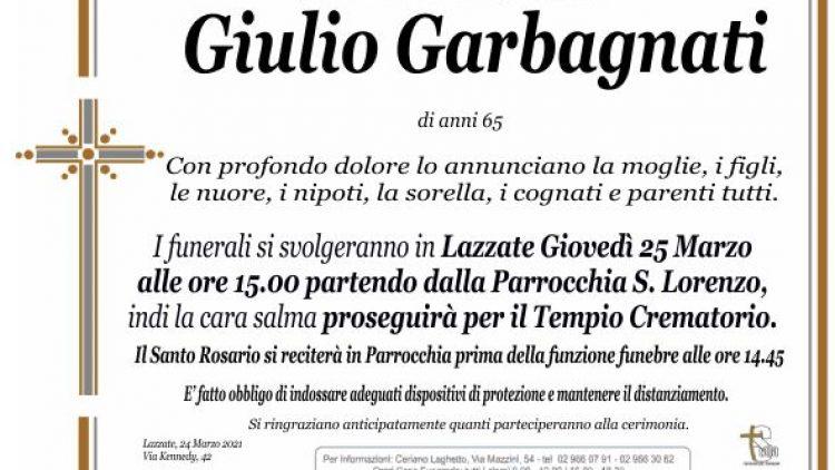 Garbagnati Giulio