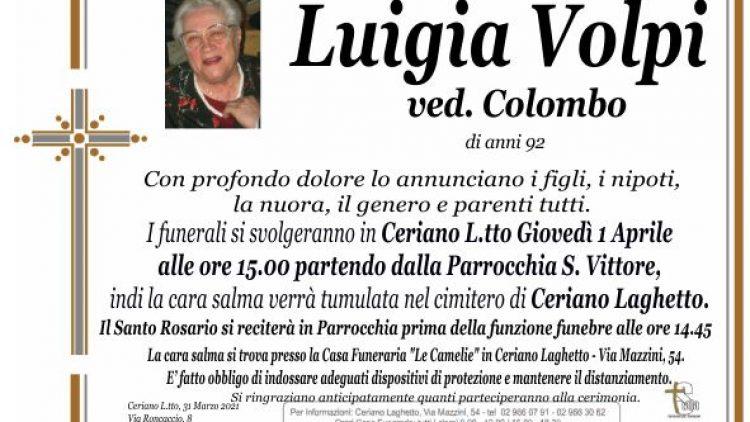 Volpi Luigia