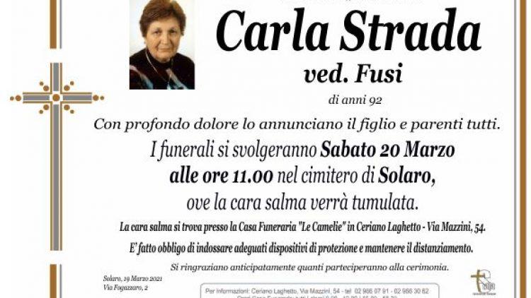 Strada Carla