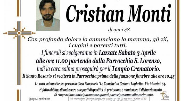 Monti Cristian
