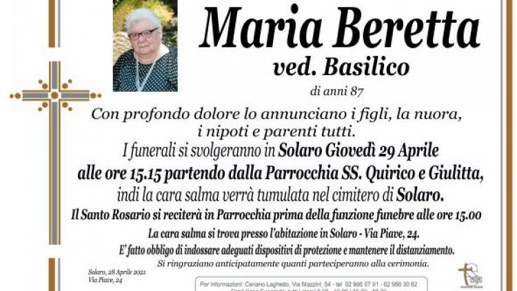Beretta Maria