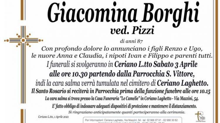 Borghi Giacomina