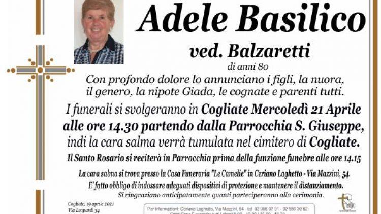 Basilico Adele