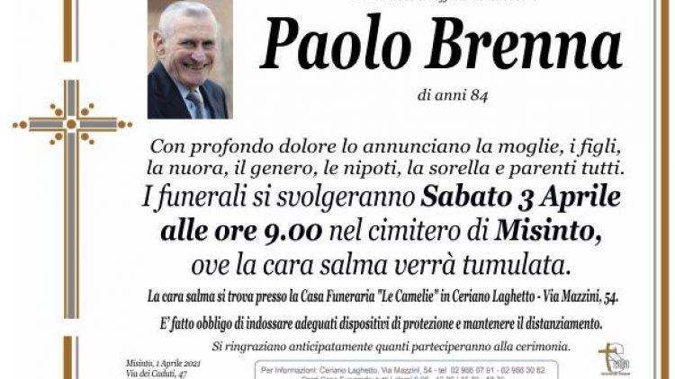 Brenna Paolo