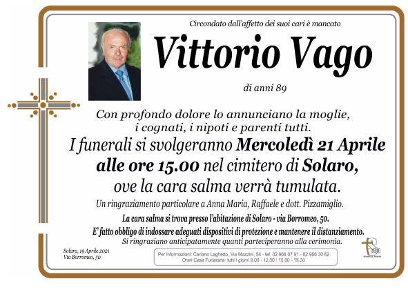 Vago Vittorio
