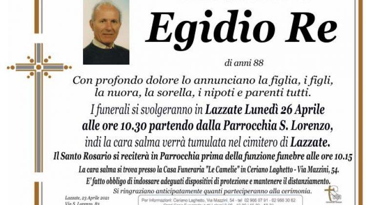 Re Egidio
