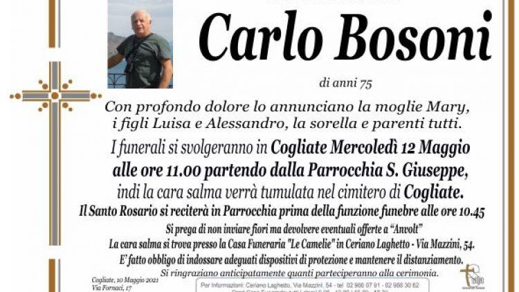 Bosoni Carlo