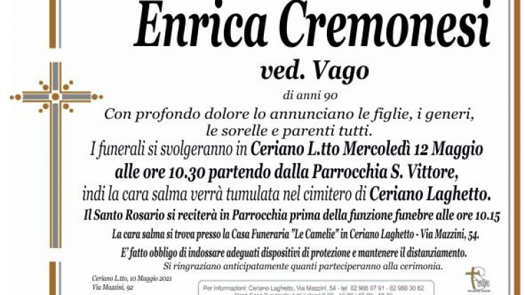Cremonesi Enrica