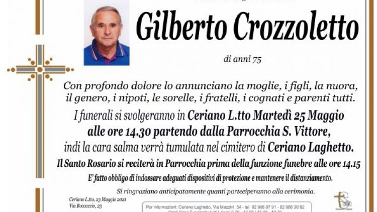 Crozzoletto Gilberto