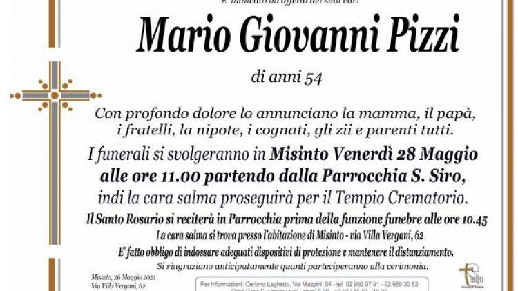 Pizzi Mario Giovanni