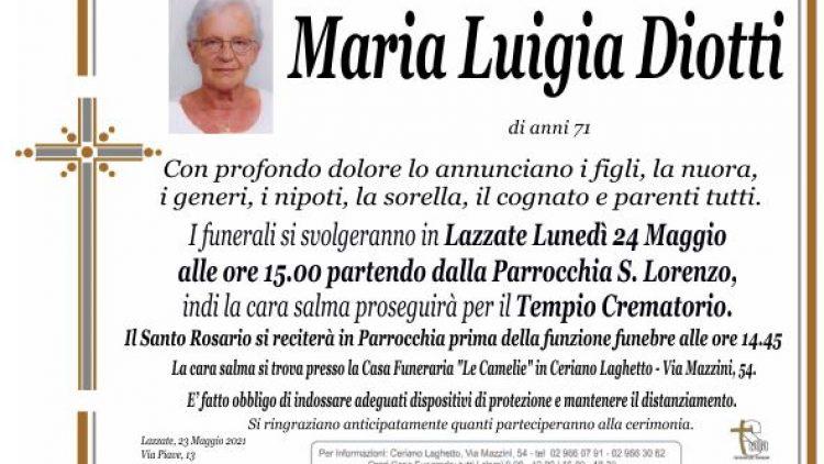 Diotti Maria Luigia