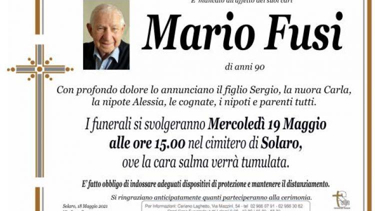 Fusi Mario