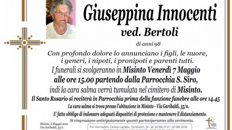 Innocenti Giuseppina