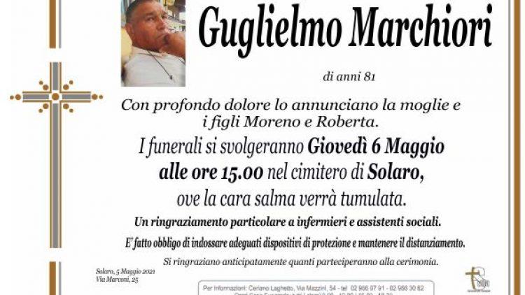 Marchiori Guglielmo