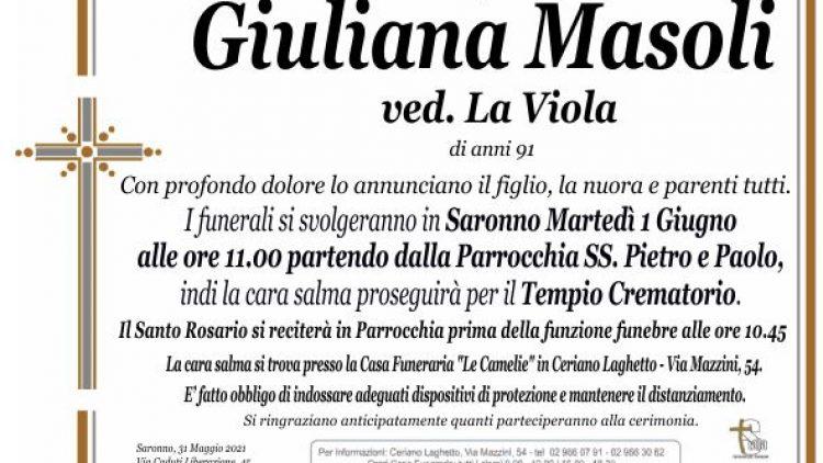 Masoli Giuliana