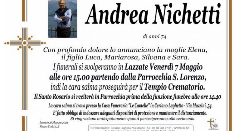 Nichetti Andrea