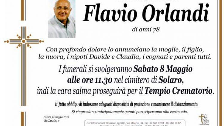 Orlandi Flavio