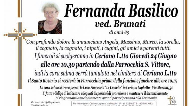 Basilico Fernanda