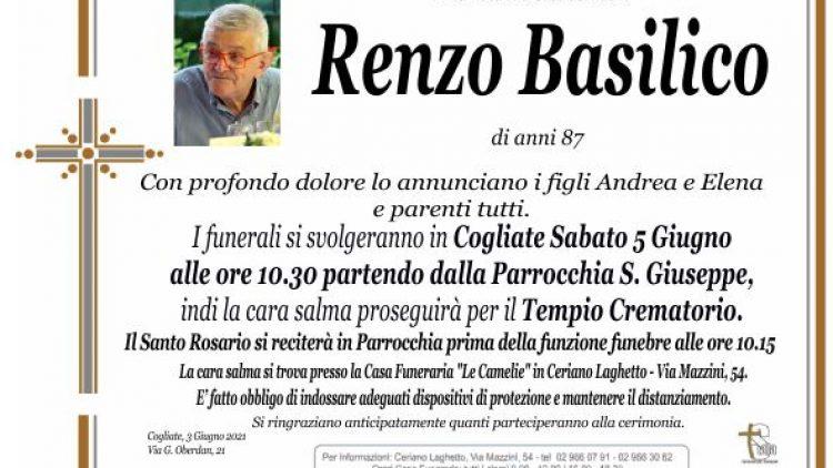 Basilico Renzo