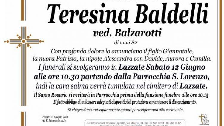 Baldelli Teresa