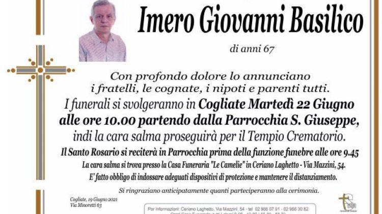 Basilico Imero Giovanni