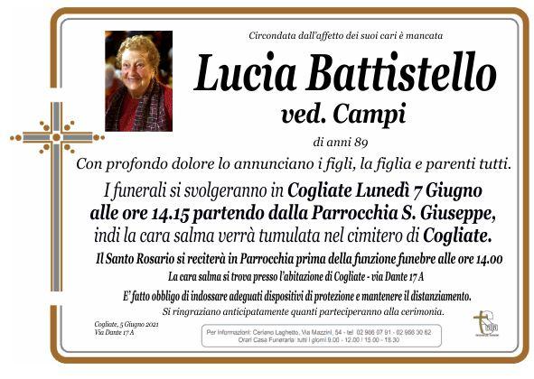 Battistello Lucia