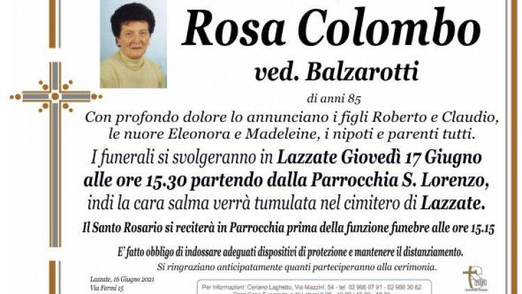 Colombo Rosa