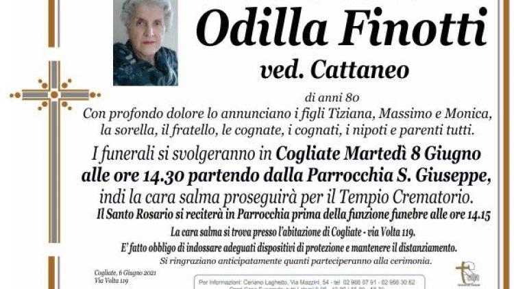 Finotti Odilla