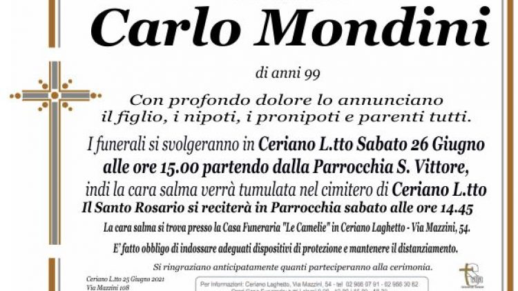 Mondini Carlo