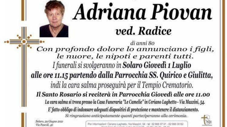 Piovan Adriana
