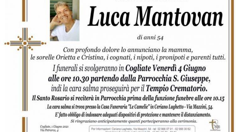 Mantovan Luca