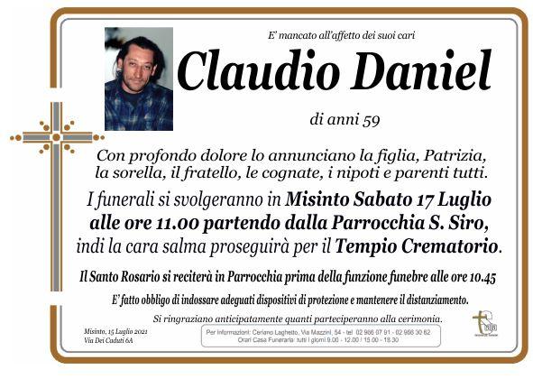 Daniel Claudio