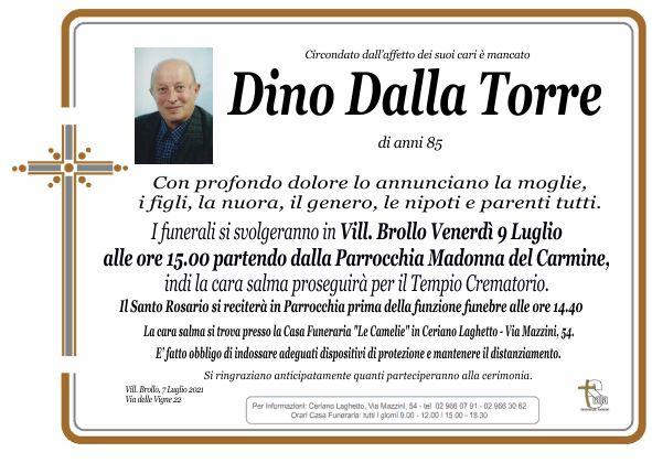 Dalla Torre Dino