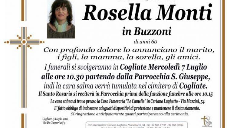 Monti Rosella