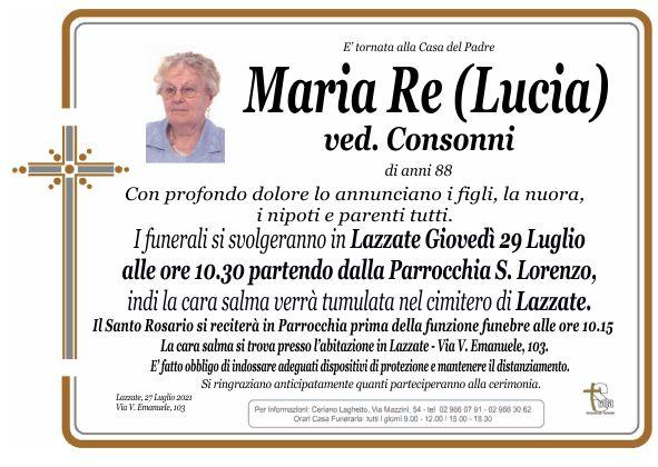 Re Maria (Lucia)