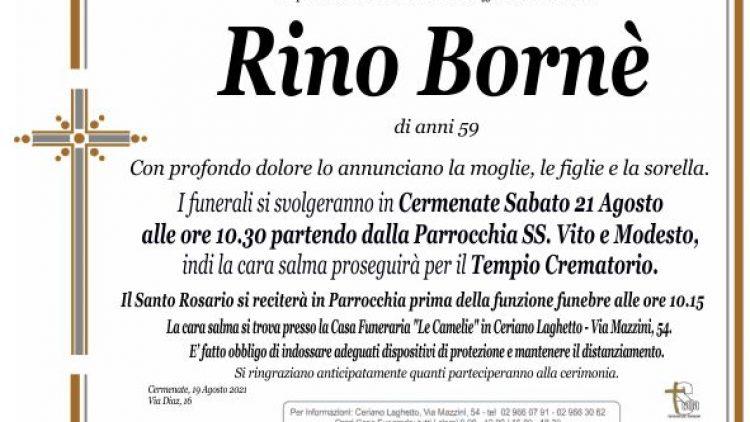 Bornè Rino